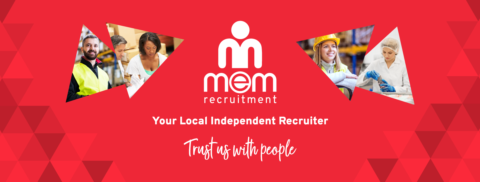MEM Recruitment - Trust us with people